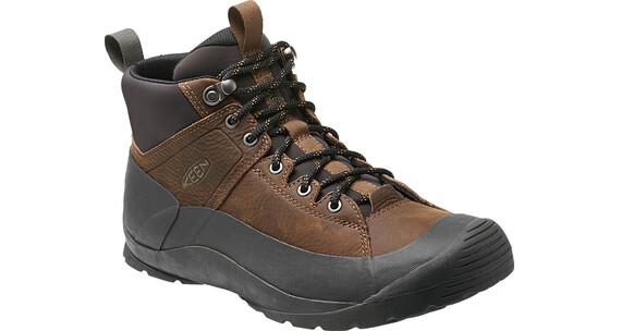 Keen M's Citizen Keen LTD WP Shoes Dark Earth